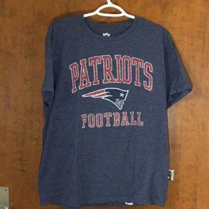 Patriots NFL brand tshirt